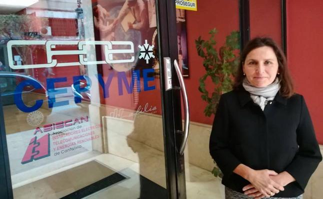 CEOE-Cepyme Cantabria incorpora a Isabel Cuesta como directora general