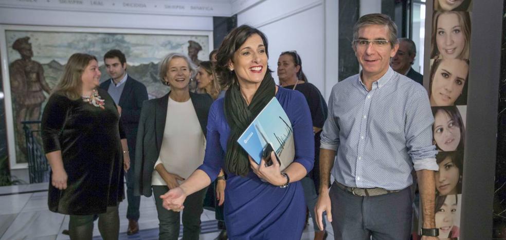 Igual advierte al Gobierno regional que no consentirá que «ningunee a Santander»