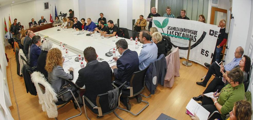 Torrelavega quiere ayudas europeas para una piscina, un refugio y un circuito deportivo