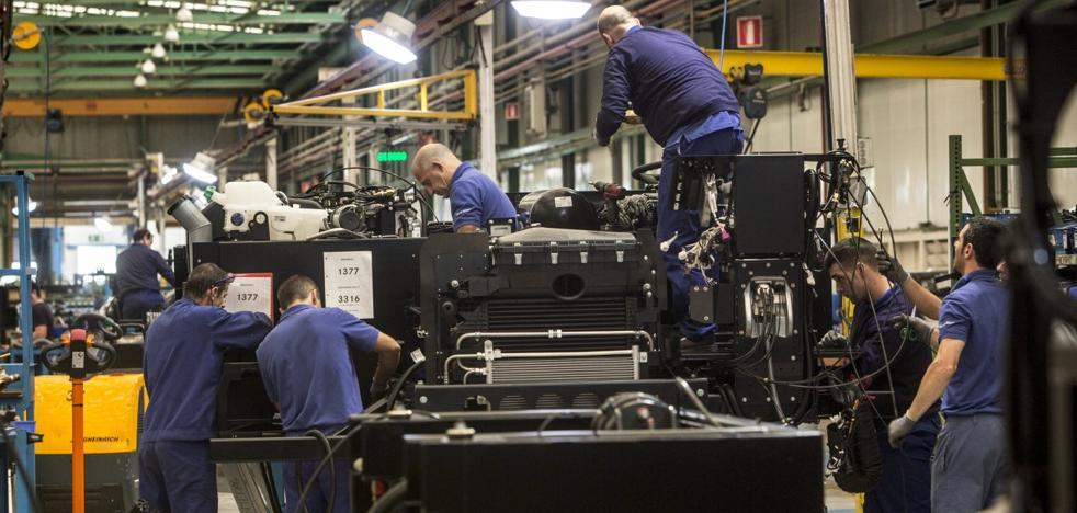 El empleo en Cantabria es un 9,6% inferior al que había antes de la crisis