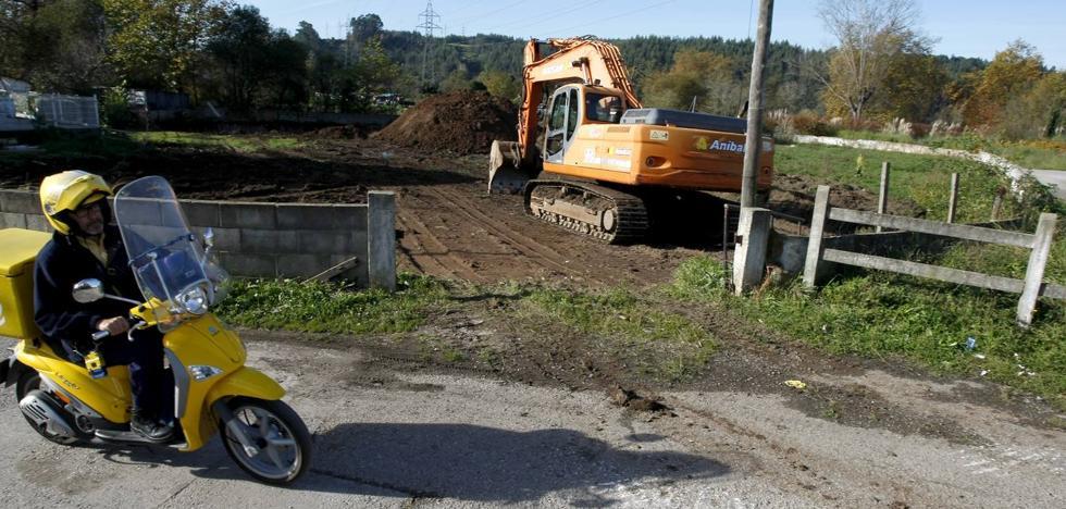 Diez años después comienzan las obras para eliminar los pozos negros de Barreda