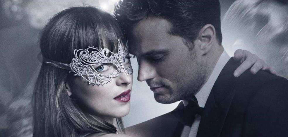 'Cincuenta sombras de Grey', la película más vista del año