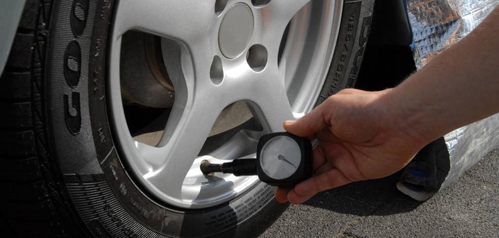Arranca la campaña de Tráfico para el control de neumáticos