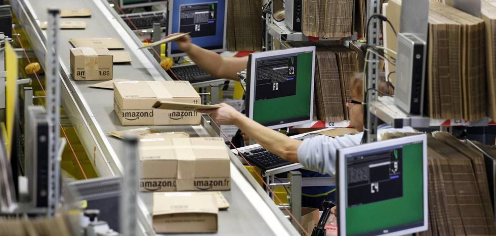 Las empresas cántabras que venden sus productos en Amazon se multiplican por seis