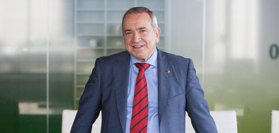 Emilio Lora-Tamayo será el sustituto de César Nombela al frente de la UIMP