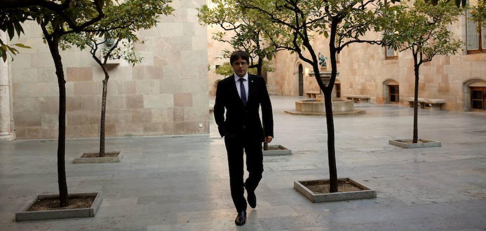 Puigdemont tendrá que acatar en diez días el 155 si quiere cobrar la pensión de expresident