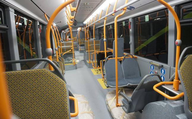 Así son los nuevos autobuses
