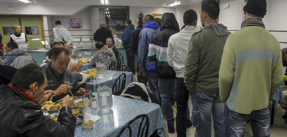 La cifra de beneficiarios de la Renta Social en Cantabria muestra un cambio de tendencia a la baja