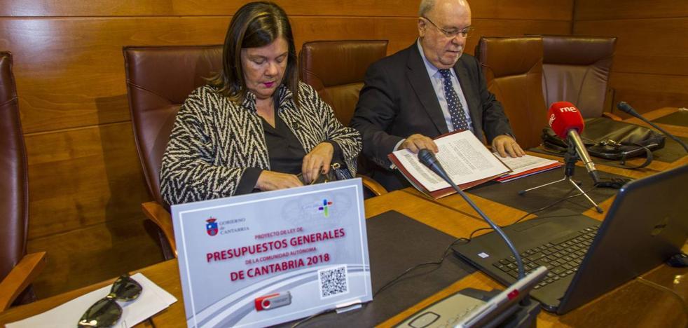 PP, Podemos y Cs presentarán enmiendas a la totalidad a los Presupuestos