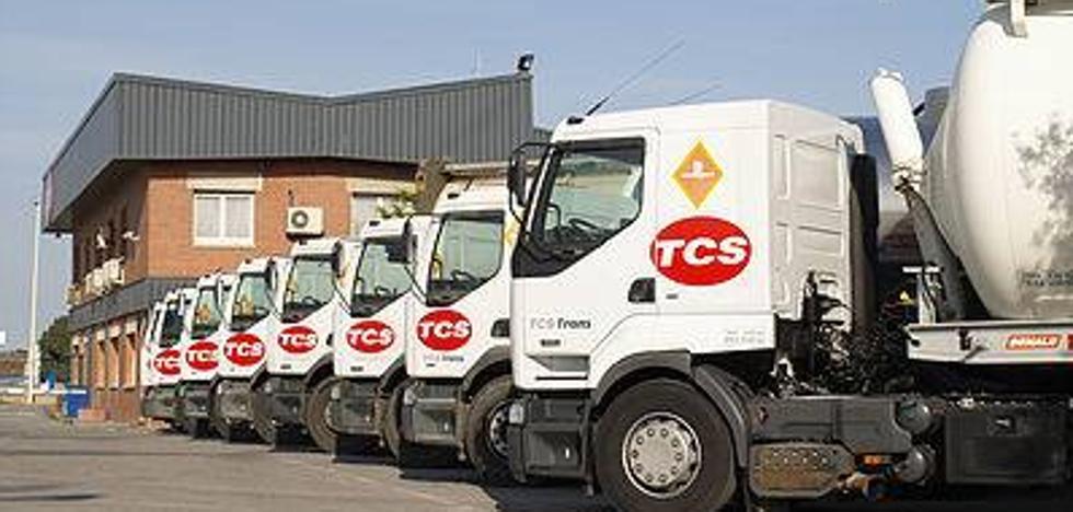 Una empresa de transporte traslada su sede social de Cataluña a San Felices de Buelna