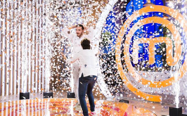 Saúl Craviotto gana 'MasterChef Celebrity' ante más de tres millones de espectadores