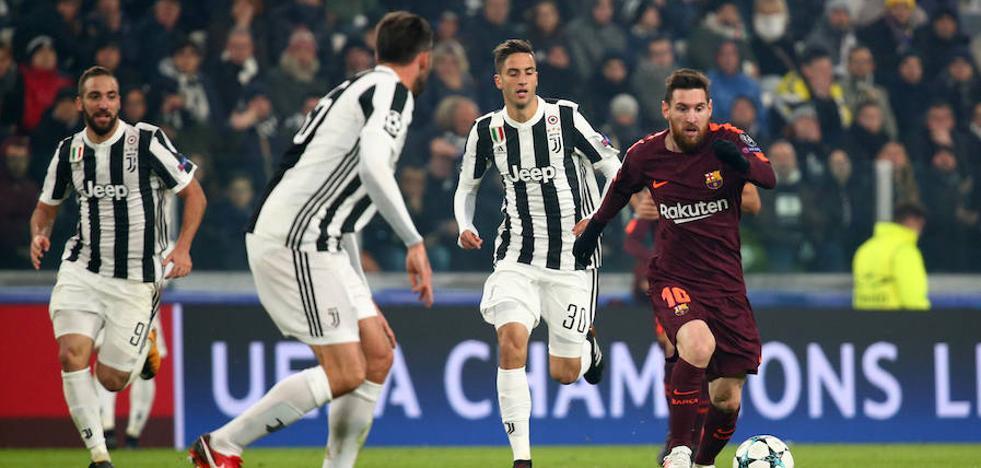 El Barça cumple pero prueba el frío sin Messi