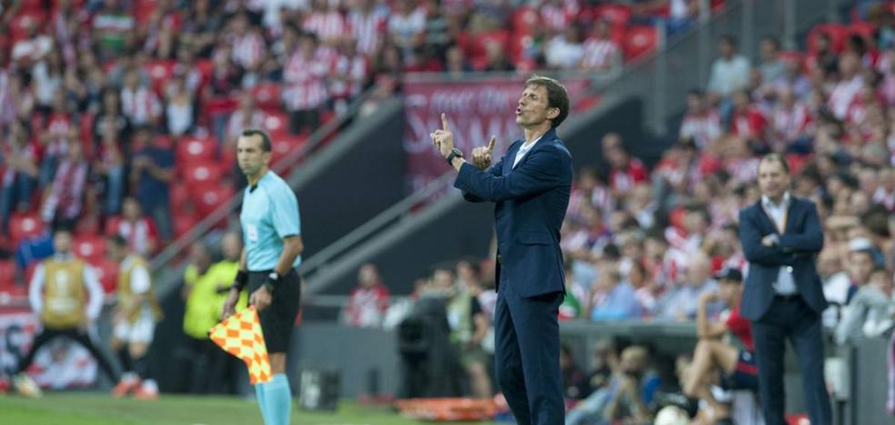 Athletic-Hertha, en directo
