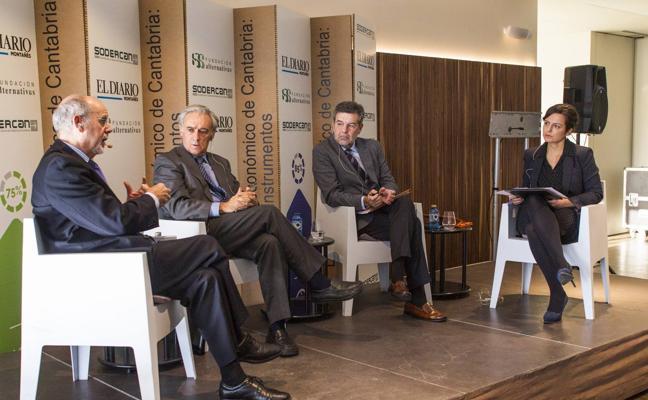 Presentado el Plan para el desarrollo económico de Cantabria