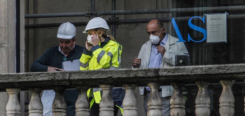 PSOE y PRC piden una comisión extraordinaria sobre el incendio del MAS