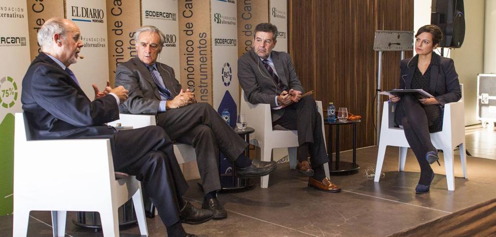 «Sodercán y el ICAF deben ser claves para captar recursos hacia proyectos estratégicos»