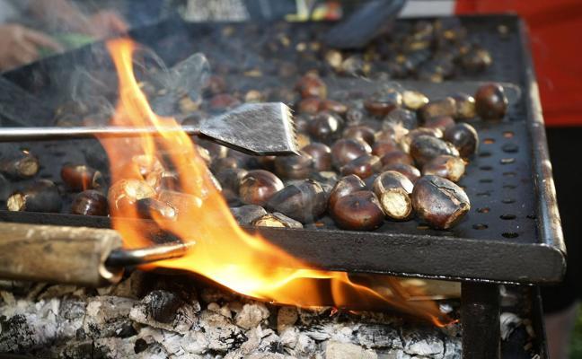 San Mateo y San Felices impulsan la marca gastronómica Magostas de Buelna
