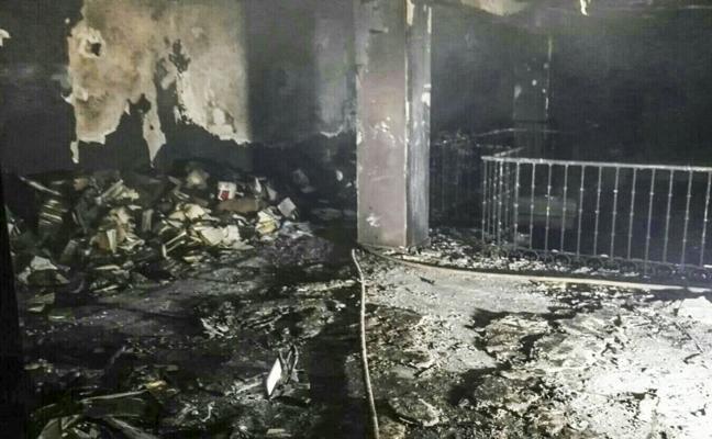 El Ayuntamiento dice ahora que fueron cuatro, y no ocho, las obras destruidas en el MAS