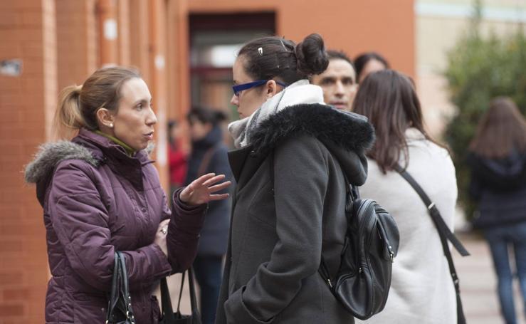 Oposiciones de Enfermería celebradas en la Universidad de Cantabria