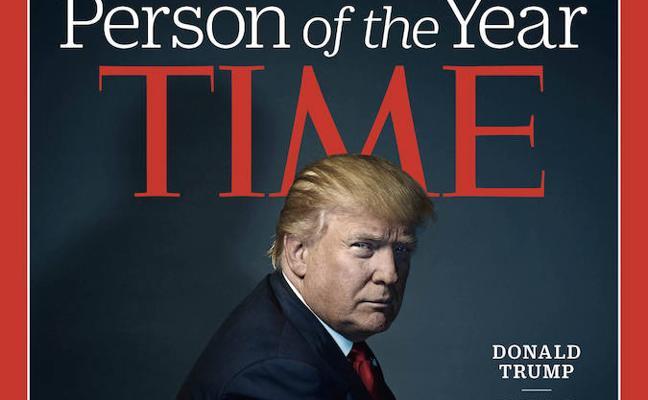 Trump declina la oferta de Time de nombrarle 'Persona del año'