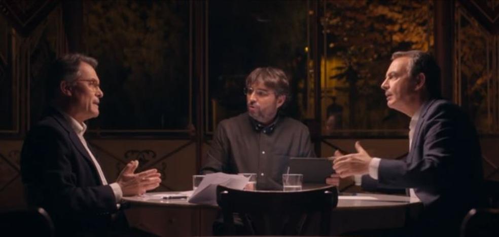 Zapatero a Mas: «El culpable de la situación en Cataluña es quien alentó romper con la legalidad»