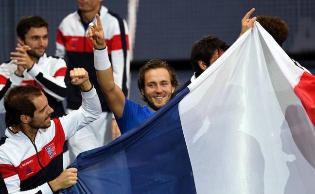 Francia también atrapa su 'décima'