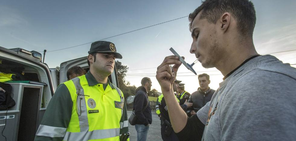 Los policías locales también harán controles de droga a los conductores