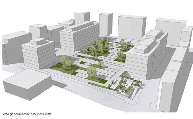Primeros pasos para construir en la finca de la prisión provincial