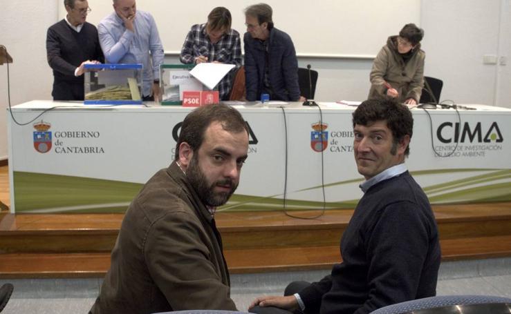 Bustillo, nuevo secretario general