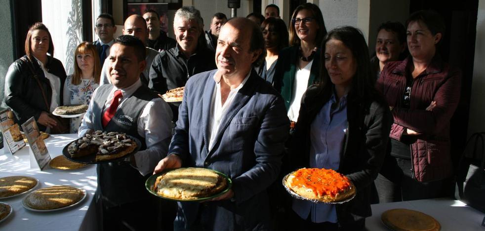 Zissou Restobar, Mompy's y Asubio Gastrobar ganan el IV Concurso de Tortillas