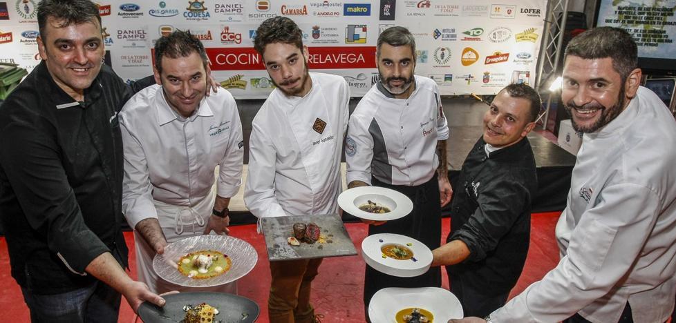 «El sabor característico de Cantabria está en nuestros mares y montes»