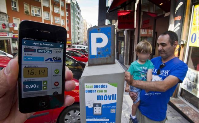 La aplicación del móvil de la nueva OLA señalará la ubicación de las plazas libres