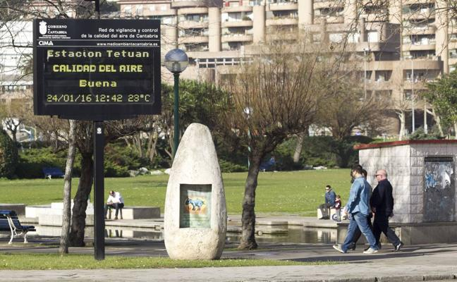 Santander anuncia un plan anticontaminación aunque es «poco probable» que se utilice
