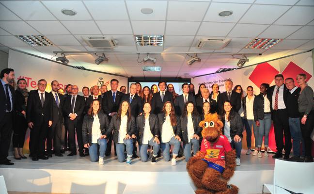 Las 'Guerreras', con «una apuesta de presente y futuro» en el Mundial