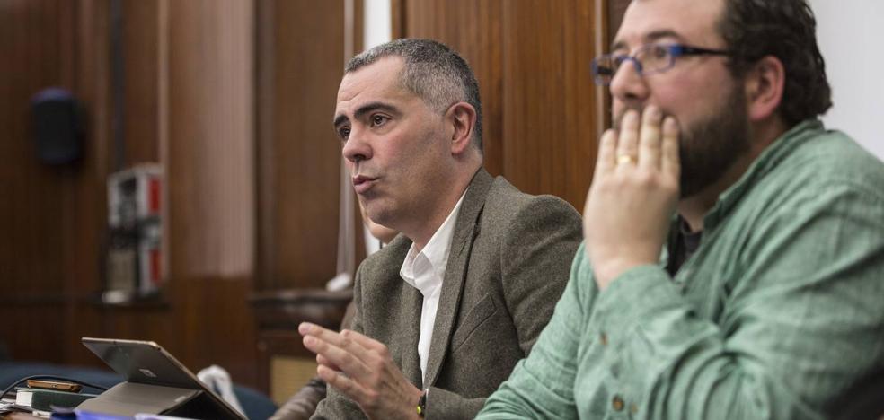 Todos los partidos rechazan que se cambie el uso asistencial de la residencia de La Pereda