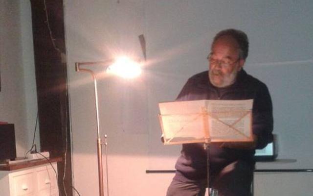 Mariano Calvo Haya presenta 'Las fronteras del aire' en la biblioteca de Los Corrales