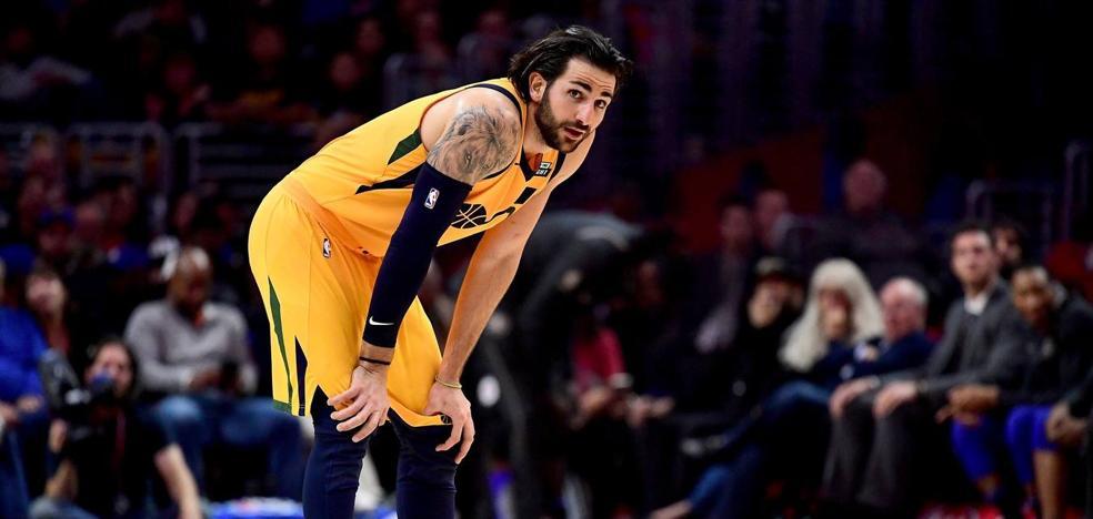 Los Jazz de Ricky Rubio aprovechan el desolador panorama de los Clippers