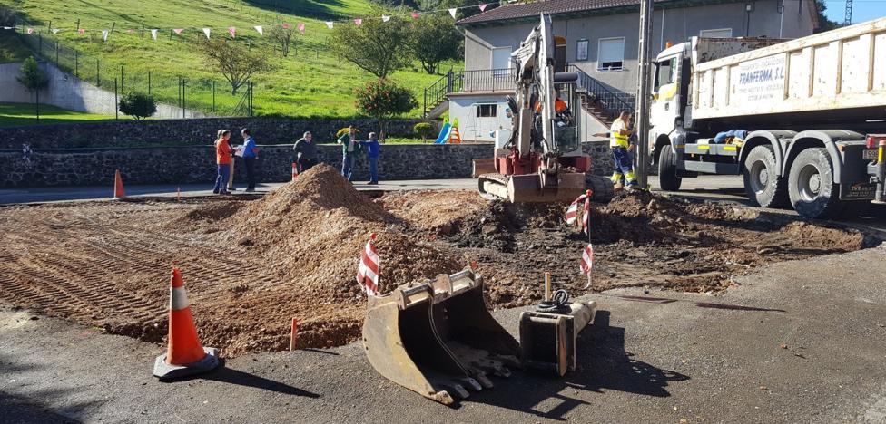Los Corrales lleva un nuevo plan de obras cofinanciadas a los pueblos