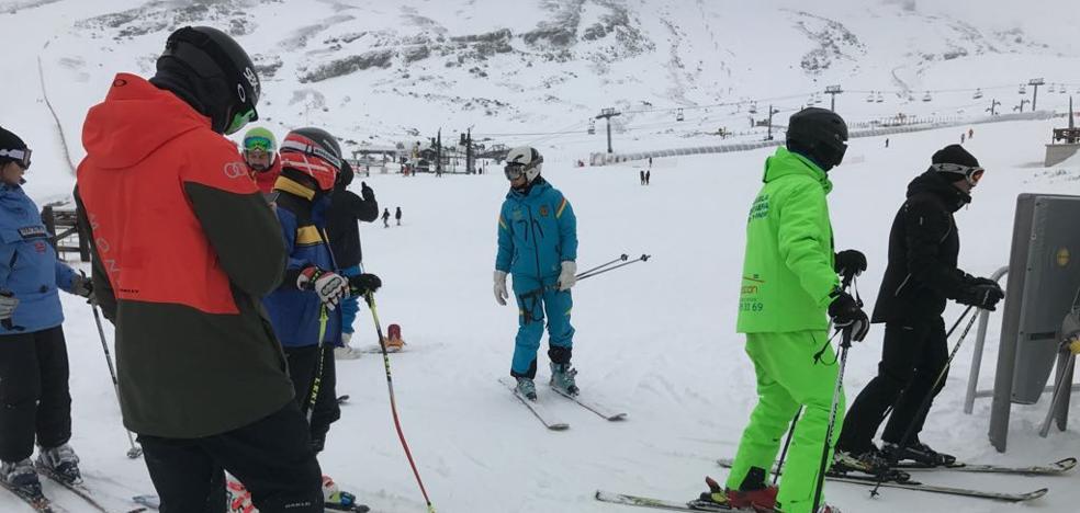 Alto Campoo inaugura la temporada de esquí en Cantabria