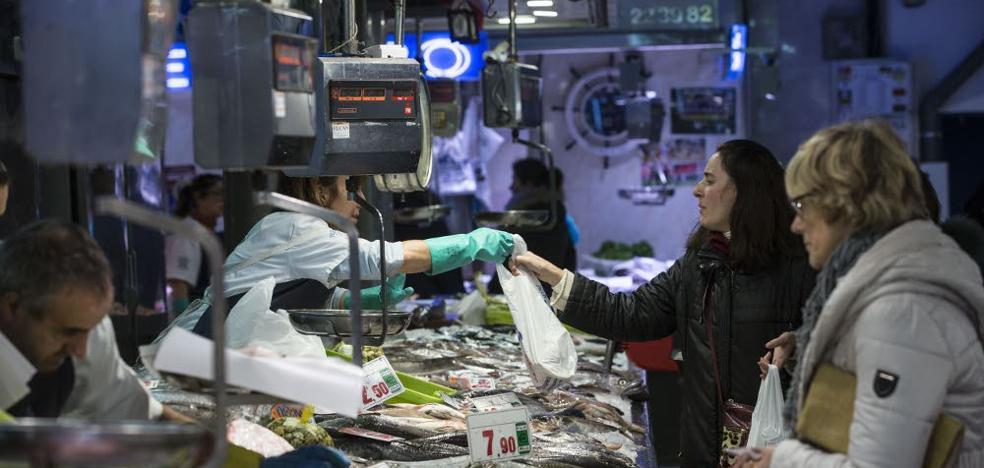 El Mercado de la Esperanza dispondrá de lámparas LED para ahorrar en energía