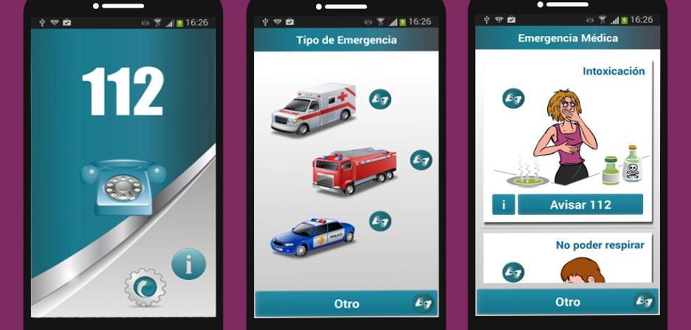 Las personas sordas podrán comunicarse con el 112 a través de una nueva app accesible