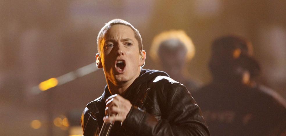 Eminem publicará nuevo disco el 15 de diciembre: 'Revival'
