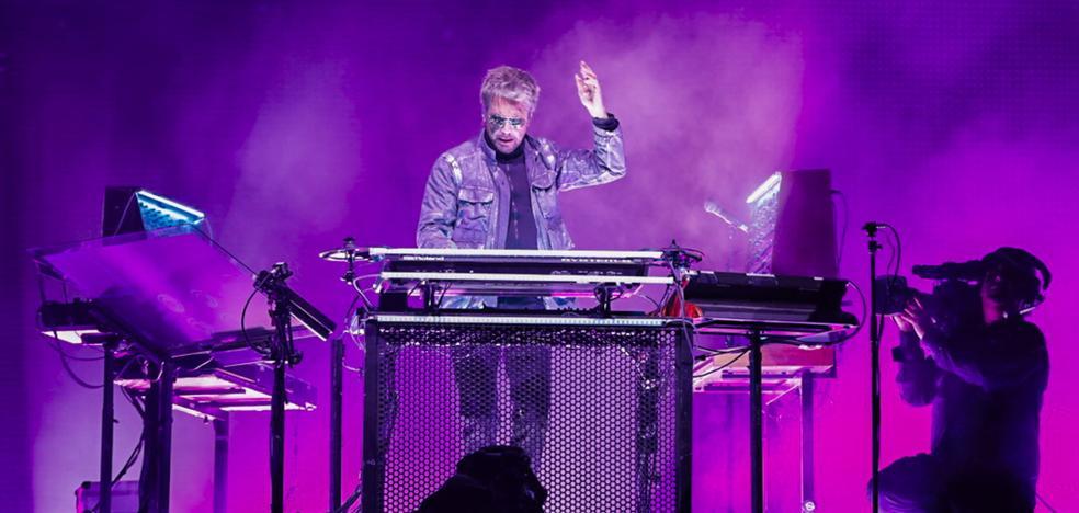 El Gobierno ingresó 204.500 euros por el concierto de Jean Michel Jarre en Liébana