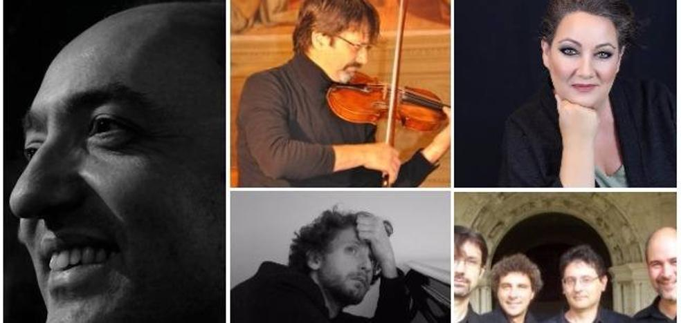 Tardes de música en el Palacio