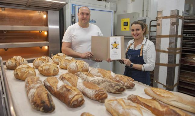 Panadería Oslé gana la estrella