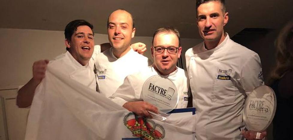 Madrid y Cantabria vencen en el IV Certamen Nacional de Gastronomía