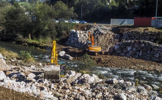 C´s Buelna exige al Gobierno explicaciones sobre la paralización de las obras del puente Ranero en Los Corrales