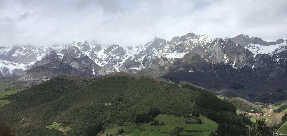Los Picos de Europa, escenario de pruebas sobre el cambio climático
