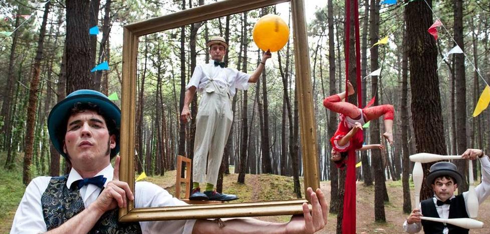 Malabaracirco celebra su aniversario con una gala de circo en Torrelavega