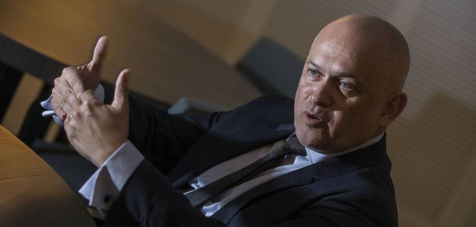 «No buscamos dinero público para la mina de zinc, nos gusta el riesgo»